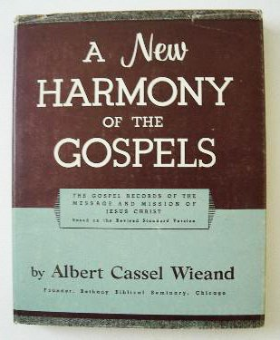 9780802832993: A New Harmony of the Gospels : The Gospel Records of the Message and Mission of Jesus Christ Based on the Revised Standard Version