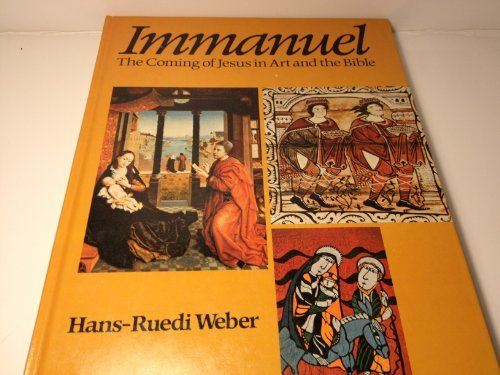 9780802836038: Immanuel: The Coming of Jesus in Art and the Bible
