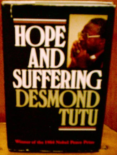 9780802836144: Hope and suffering: Sermons and speeches