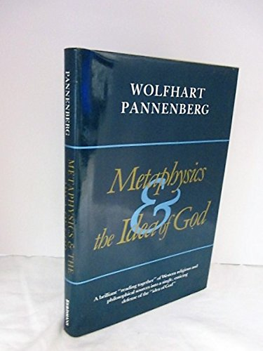 9780802836816: Metaphysics and the Idea of God