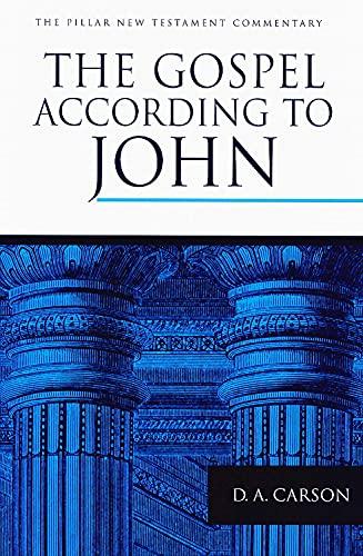 9780802836830: The Gospel according to John (The Pillar New Testament Commentary (PNTC))