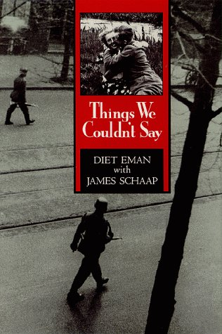 9780802837639: Things We Couldn't Say