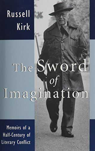 The Sword of Imagination : Memoirs of a Half-Century of Literary Conflict
