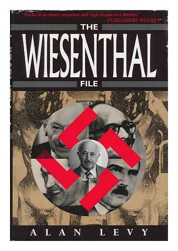 9780802837721: Wiesenthal File, The