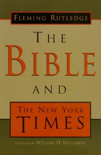 9780802837783: The Bible and the New York Times