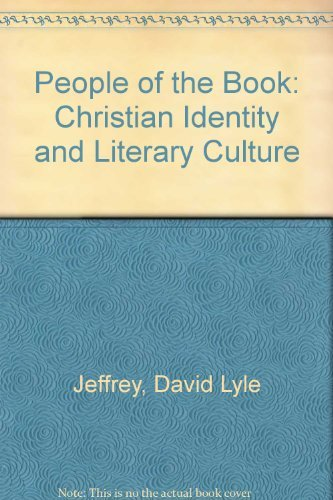 9780802838179: People of the Book: Christian Identity and Literary Culture