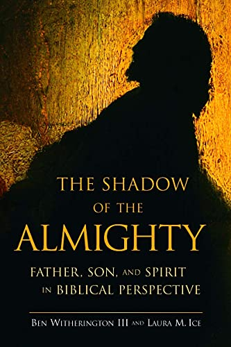 9780802839480: The Shadow of the Almighty: Father, Son and Spirit in Biblical Perspective