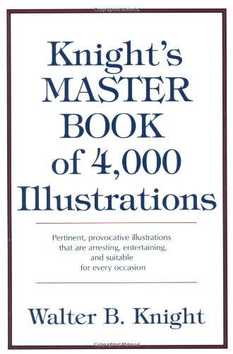 9780802840660: Knight's Master Book of 4000 Illustrations