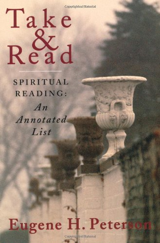 9780802840967: Take and Read: Spiritual Reading -- An Annotated List: Spiritual Reading - Annotated List