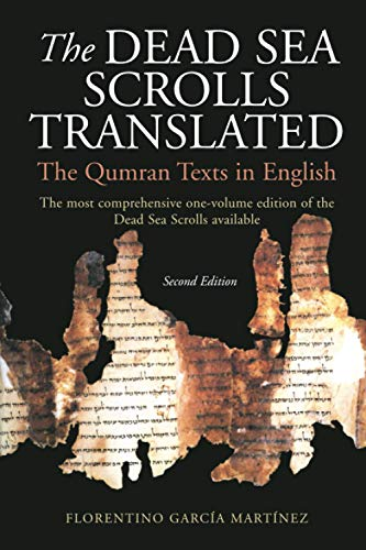 9780802841933: The Dead Sea Scrolls: The Qumran Texts in English
