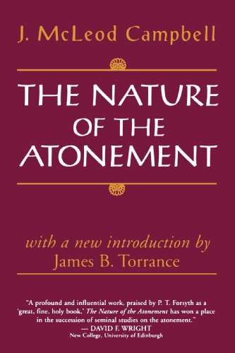 9780802842398: The Nature of the Atonement