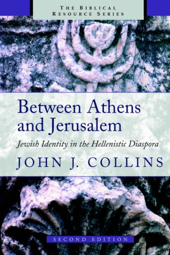 9780802843722: Between Athens and Jerusalem: Jewish Identity in the Hellenistic Diaspora (The Biblical Resource Series)