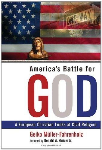 9780802844187: America's Battle for God