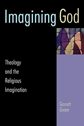 9780802844842: Imagining God: Theology and the Religious Imagination
