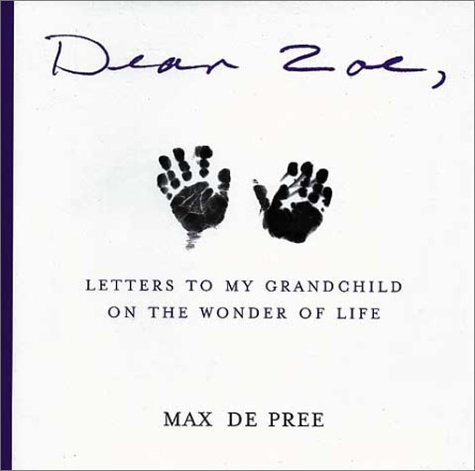 9780802845924: Dear Zoe: Letters to my Miracle Grandchild