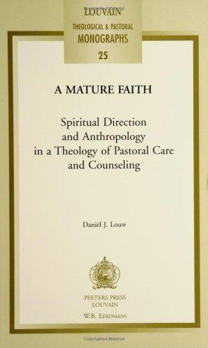 9780802846709: A Mature Faith