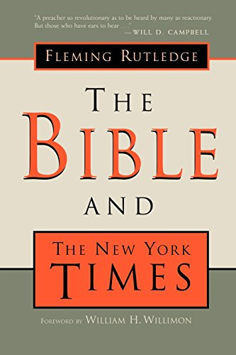 9780802847010: The Bible and The New York Times