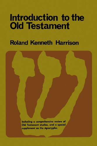 9780802847874: Introduction to the Old Testament, Vol. 1