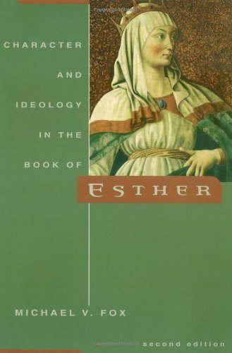 9780802848819: Character and Ideology in the Book of Esther