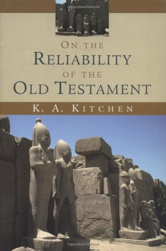 9780802849601: On the Reliability of the Old Testament