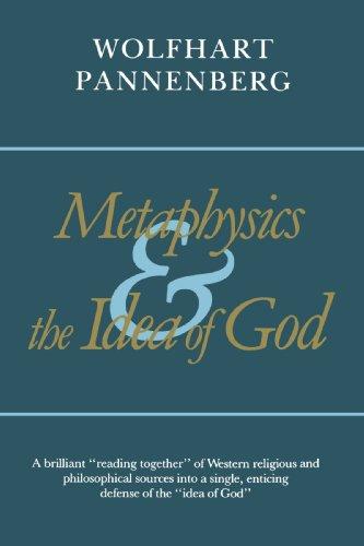 9780802849915: Metaphysics and the Idea of God