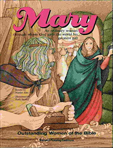 9780802850188: Mary: An Ordinary Woman Through Whom God Gave the World His Greatest Gift