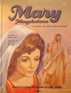 Mary Magdalene: A Woman Who Showed Her Gratitude (Outstanding Women of the Bible): Marlee Alex