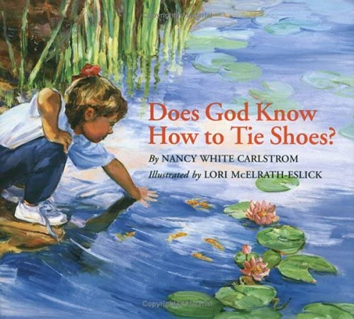 9780802850744: Does God Know How to Tie Shoes?