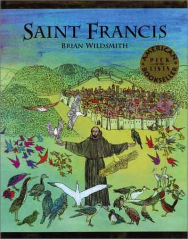 Saint Francis (0802851231) by Brian Wildsmith