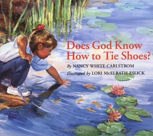 9780802851253: Does God Know How to Tie Shoes?