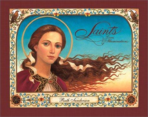 9780802852205: Saints: Lives and Illuminations