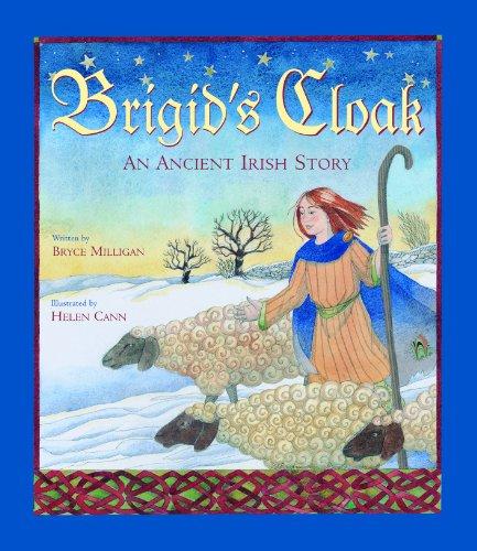 9780802852243: Brigid's Cloak: An Ancient Irish Story