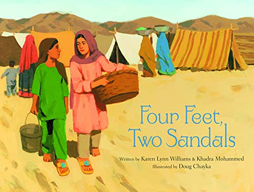 9780802852960: Four Feet, Two Sandals