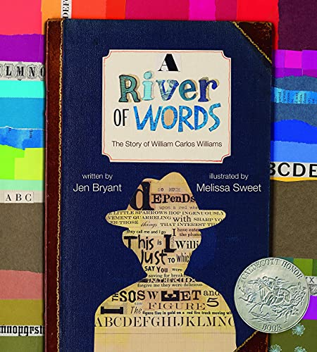 9780802853028: A River of Words: The Story of William Carlos Williams