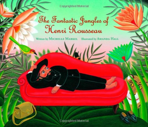 9780802853646: The Fantastic Jungles of Henri Rousseau