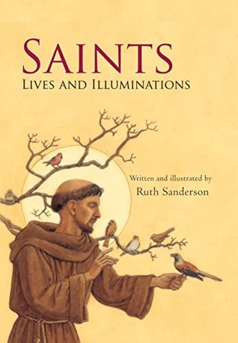 9780802853653: Saints: Lives and Illuminations
