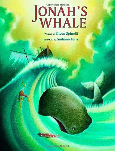 Jonah's Whale: Spinelli, Eileen; Spinelli,