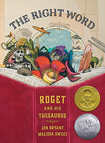 9780802853851: The Right Word: Roget and His Thesaurus (Orbis Pictus Honor for Outstanding Nonfiction for Children (Awards))