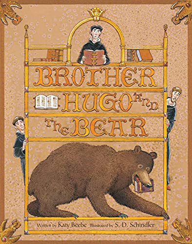 9780802854070: Brother Hugo and the Bear