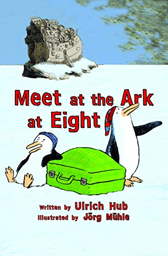 Meet at the Ark at Eight (Hardback): Ulrich Hub