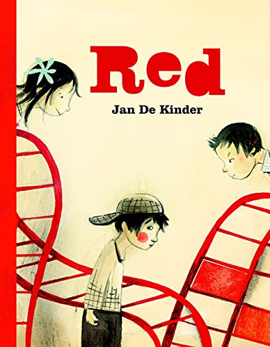 Red 9780802854469 In this poignant story, a girl finds it funny when her classmate starts blushing on the school playground. Her friends laugh along with