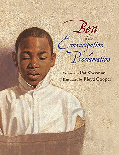 9780802855411: Ben and the Emancipation Proclamation (Incredible Lives for Young Readers)