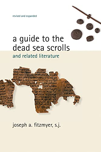 9780802862419: A Guide to the Dead Sea Scrolls and Related Literature (Studies in the Dead Sea Scrolls and Related Literature)
