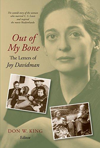 Out of My Bone: The Letters of Joy Davidman (Hardcover): Joy Davidman