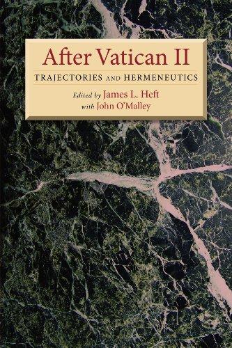 9780802867315: After Vatican II: Trajectories and Hermeneutics