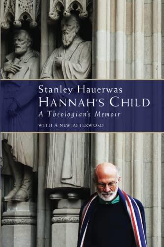 9780802867391: Hannah's Child: A Theologian's Memoir