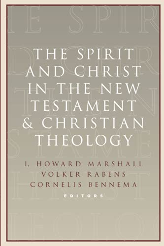 9780802867537: The Spirit and Christ in the New Testament and Christian Theology: Essays in Honor of Max Turner