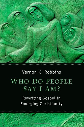 9780802868398: Who Do People Say I Am?: Rewriting Gospel in Emerging Christianity