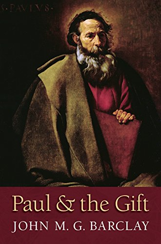 9780802868893: Paul and the Gift