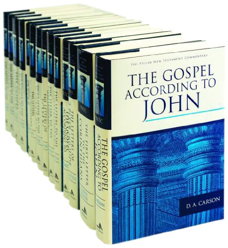 9780802871275: Pillar New Testament Commentary (Set of 14 Volumes) (The Pillar New Testament Commentary)